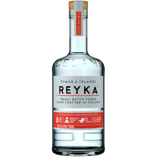 Reyka Small Batch Iceland Vodka 750ml