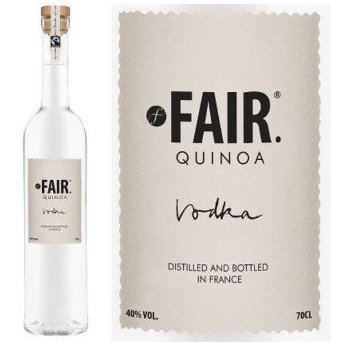 Fair Quinoa Vodka 750ml