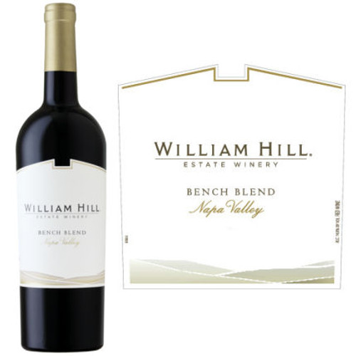 William Hill Bench Blend Napa Red