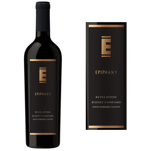 Epiphany Rodney's Vineyard Santa Barbara Revelation Red Blend