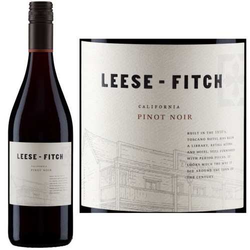 Leese-Fitch California Pinot Noir