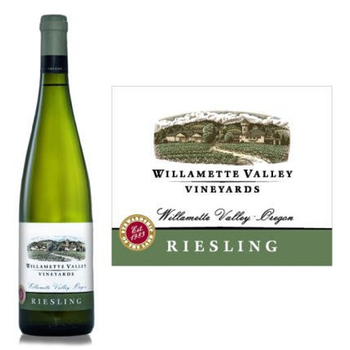 Willamette Valley Vineyards Oregon Riesling