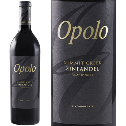 Opolo Summit Creek Paso Robles Zinfandel