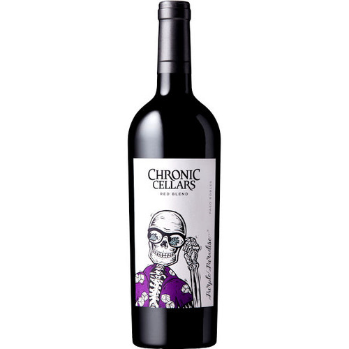 Chronic Cellars Purple Paradise Paso Robles Zinfandel
