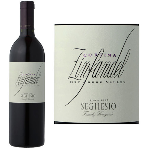 Seghesio Cortina Dry Creek Zinfandel