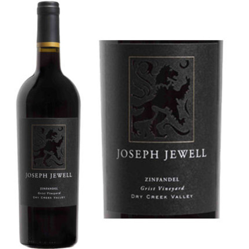 Joseph Jewell Grist Vineyard Dry Creek Zinfandel