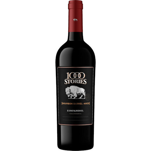 1000 Stories Bourbon Barrel Aged Zinfandel