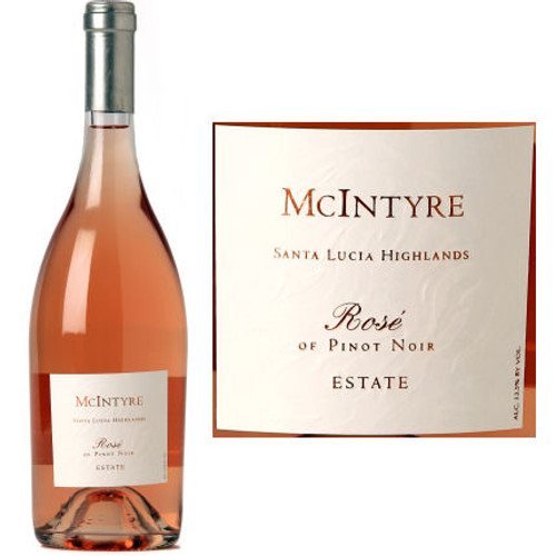 McIntyre Santa Lucia Highlands Rose of Pinot Noir
