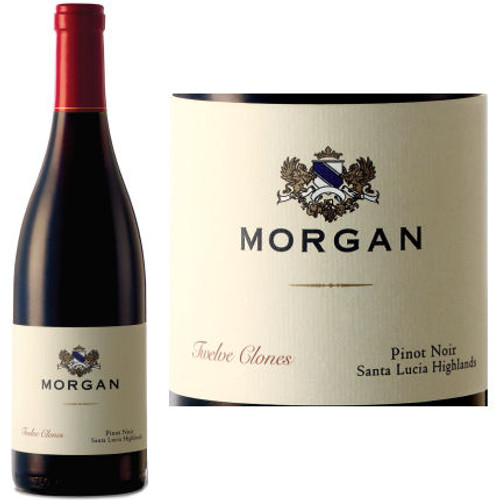 Morgan Twelve Clones Santa Lucia Highlands Pinot Noir