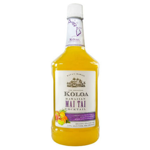 Koloa Hawaiian Mai Tai Cocktail 1.75L