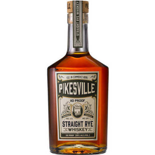Pikesville Straight Rye-Whiskey 750ml