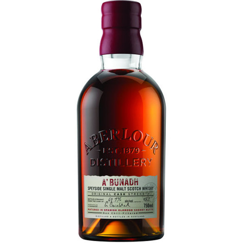 Aberlour A'bunadh Cask Strength Highland 750ml