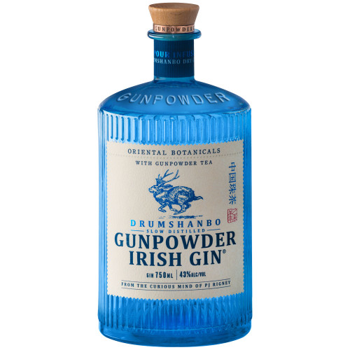Drumshanbo Gunpowder Irish Gin 750ml