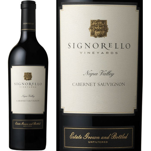 Signorello Estate Napa Cabernet 2013 Rated 95DM