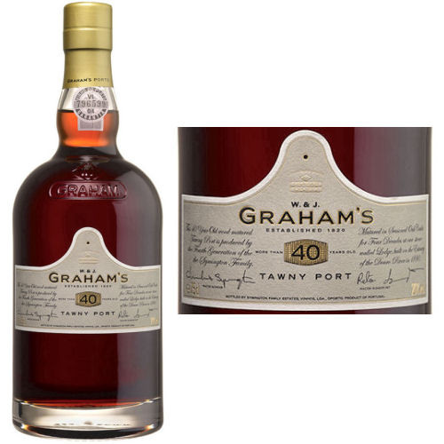Graham's 40 Year Tawny Old Port