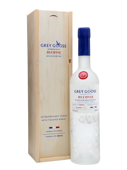 Grey Goose Interpreted by Ducasse Vodka 750ml