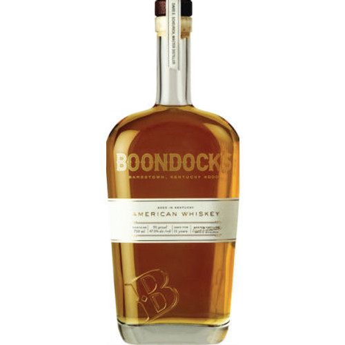Boondocks American Whiskey 750ml