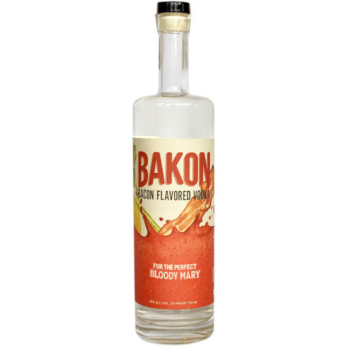 Bakon Bacon Flavored Potato Vodka