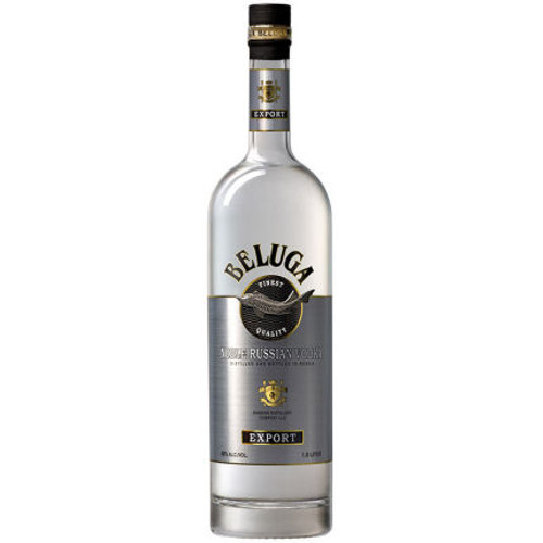 Beluga Noble Russian Vodka 750ml
