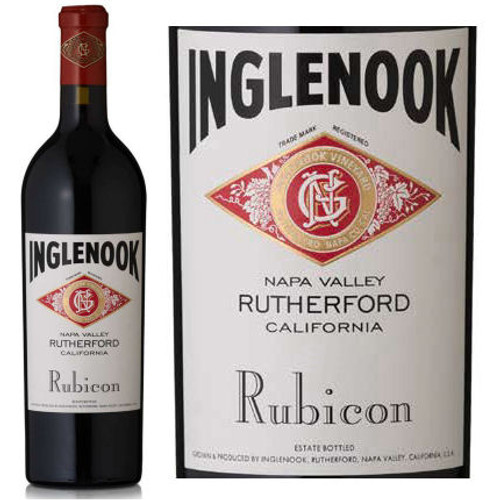 Inglenook Estate Rutherford Napa Rubicon
