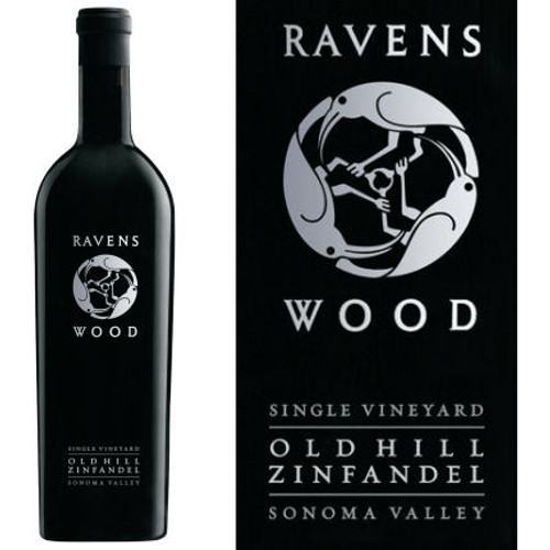 Ravenswood Old Hill Vineyard Sonoma Zinfandel