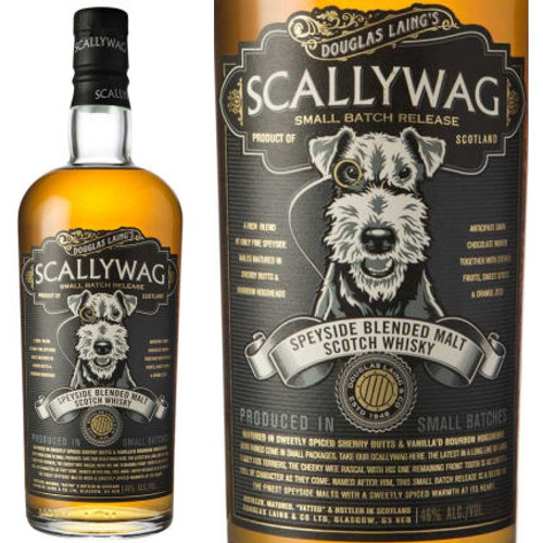 Douglas Laing's Scallywag Speyside Blended Malt Scotch Whisky 750ml