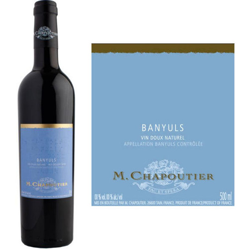 M. Chapoutier Banyuls