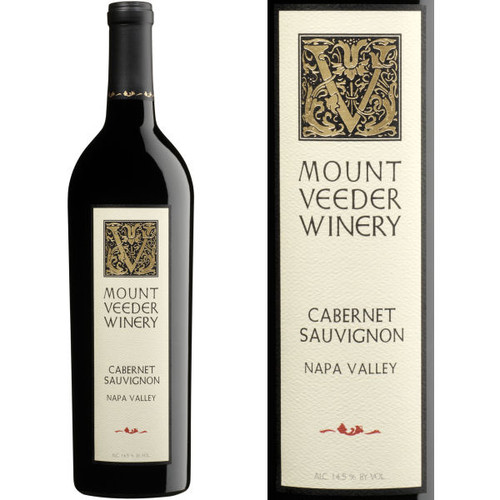 Mount Veeder Winery Napa Cabernet