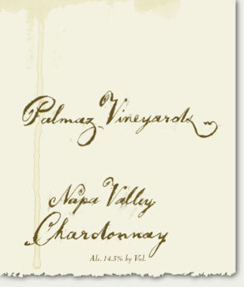 Palmaz Vineyards Napa Chardonnay