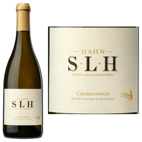 Hahn Estate Santa Lucia Highlands Chardonnay