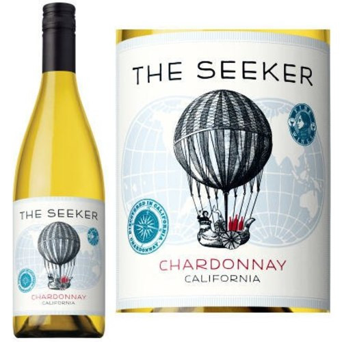 The Seeker California Chardonnay