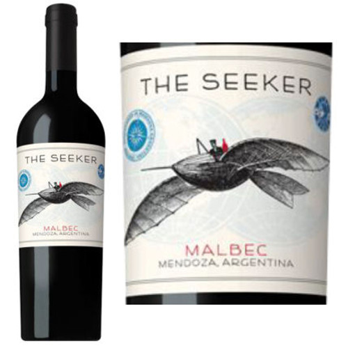 The Seeker Mendoza Malbec