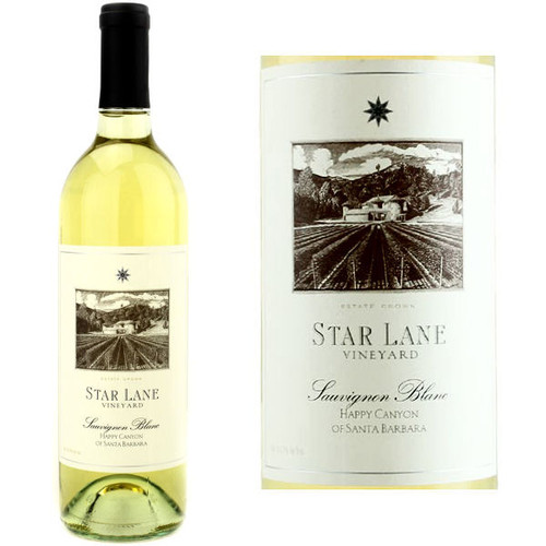 Star Lane Happy Canyon of Santa Barbara Sauvignon Blanc