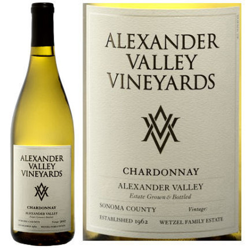 Alexander Valley Vineyards Alexander Chardonnay