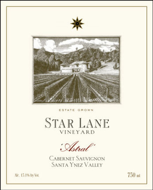 Star Lane Vineyard Astral Happy Canyon Cabernet
