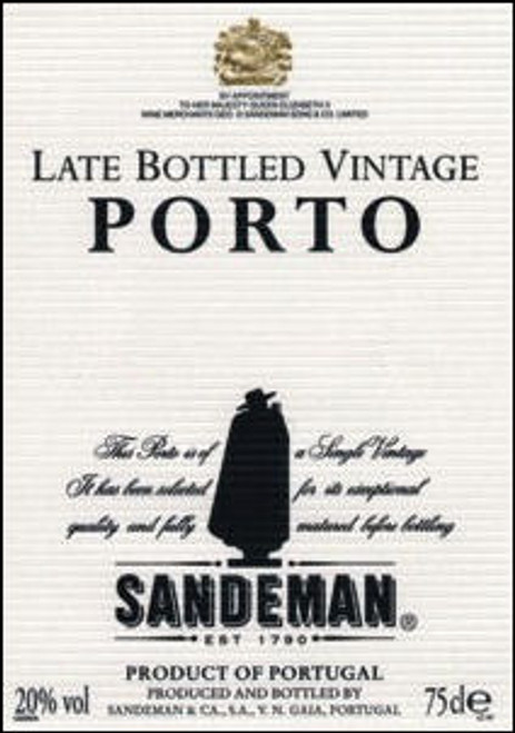 Sandeman Late Bottle Vintage Port