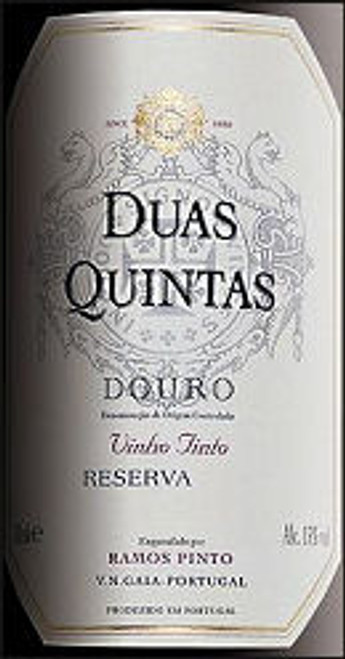 Ramos-Pinto Douro Duas Quintas Reserva Red Table Wine