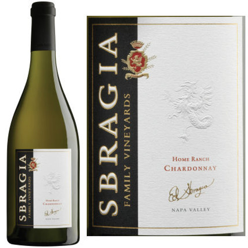 Sbragia Family Home Ranch Napa Chardonnay