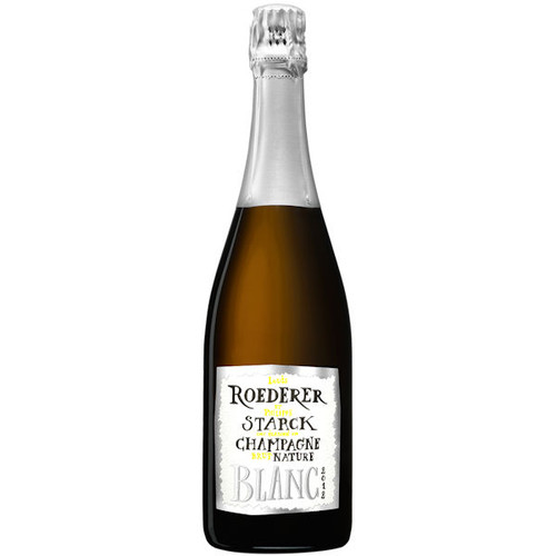 Louis Roederer Brut Nature Philippe Starck