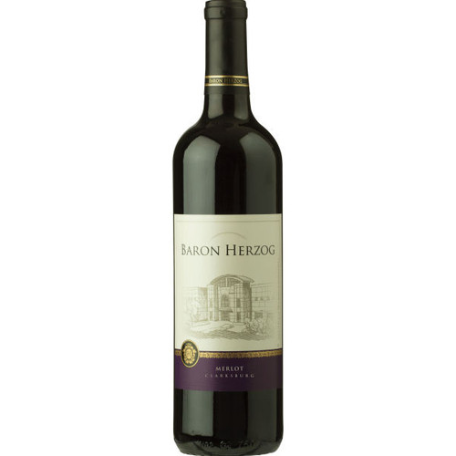 Baron Herzog Central Coast Merlot 2010