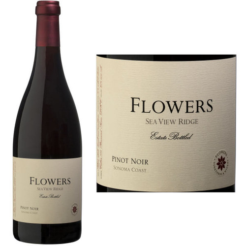 Flowers Sea View Ridge Vineyard Pinot Noir