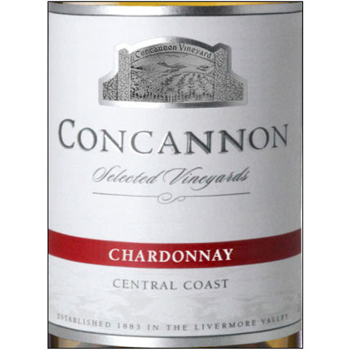Concannon Selected Vineyards Central Coast Chardonnay