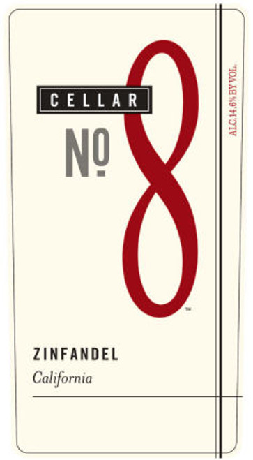 Cellar #8 California Zinfandel