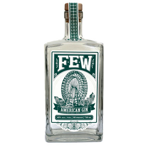 Few Spirits American Gin 750ml