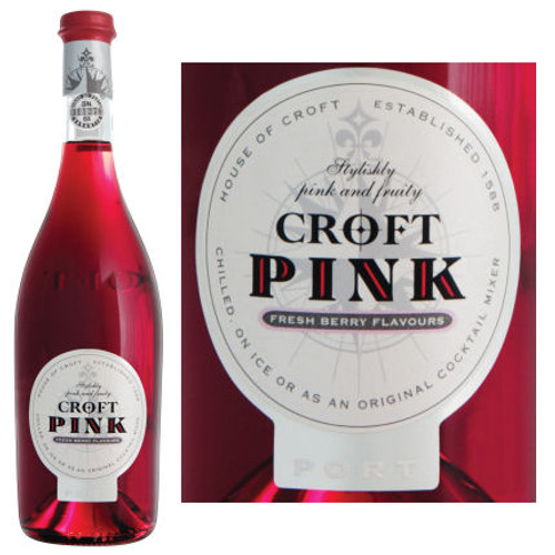 Croft Pink Port NV