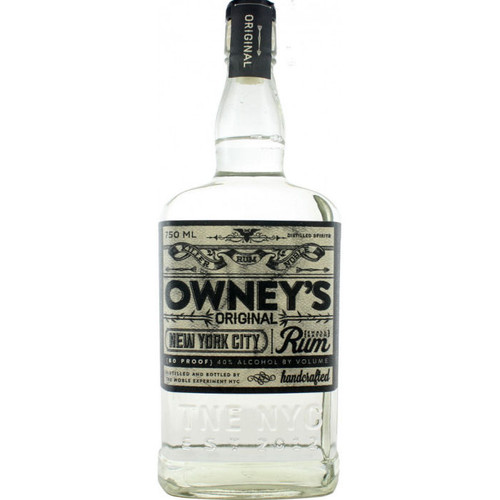 Owney's Original New York City Rum 750ml