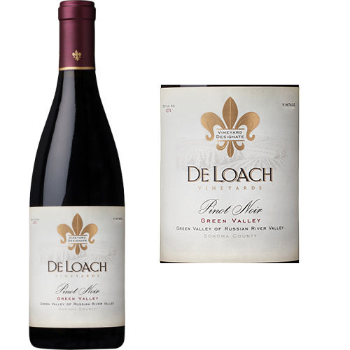 DeLoach Green Valley Pinot Noir