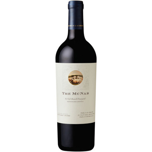 Bonterra The McNab Biodynamic Mendocino Red Blend
