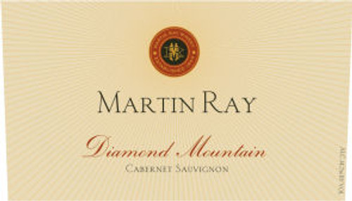 Martin Ray Diamond Mt. Cabernet