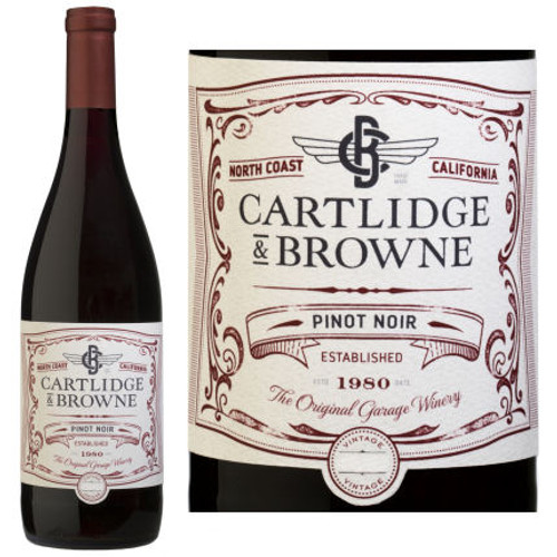 Cartlidge & Browne North Coast Pinot Noir